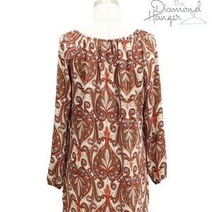 A14 MICHAEL KORS Designer Dress Size Small S 4 6 R